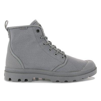=CodE= PALLADIUM PAMPA HI ORIGINALE WP 防水軍靴(灰)75555-021 原創 女