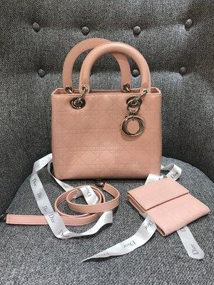 Christian Dior 黛妃包 兩用包 手提/斜背(售出)