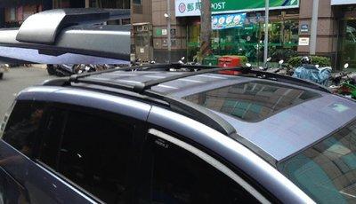華峰 (VSCC認證合格) Mazda 5 專用美規 鋁合金置放架 車頂架 行李架 橫桿 (黑色) 附發票$3,500