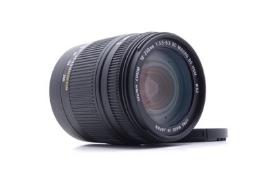 【台中青蘋果】Sigma 18-250mm f3.5-6.3 DC MACRO OS / Nikon 鏡頭 #32531