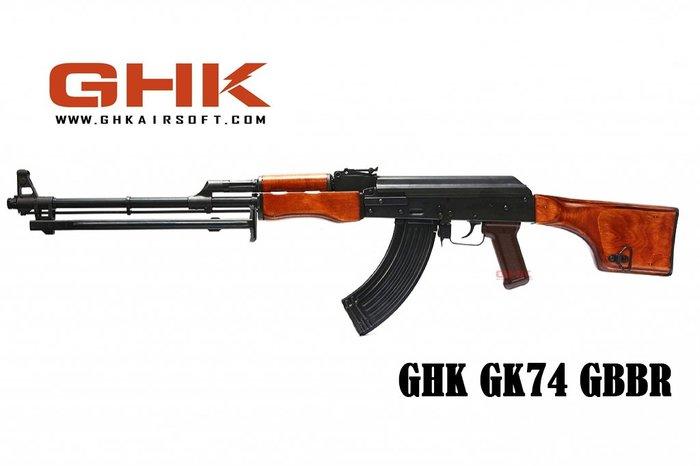 【翔準軍品AOG】 GHK RPK series步槍 俄羅斯 特種 戰術 AK