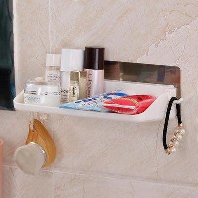 可開發票 衛生間用品用具免打孔架子置物架浴室架收納架衛浴墻上壁掛儲物架 「愛品質生活館」