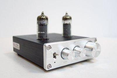 全新 真空管前級擴大機(可調高低音)雙OP可更換/含專用電源