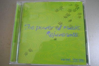 CD ~The Power of Music / rejuvenate ~ Green GA-102