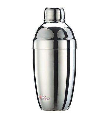 【ROSE 玫瑰咖啡館】Tiamo不鏽鋼調酒器 350cc(咖啡器具)..雪克杯