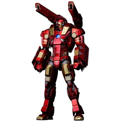 ~漫優精品~日本代購千值鍊RE:EDIT IRON MAN 11 鋼鐵人 MODULAR 模塊化裝甲 即將到
