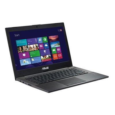 輕薄》雙硬碟》鋁鎂合金8G商務筆電ASUS PU401L全新MLC SSD+硬碟 4核心i5 14吋Win10專業版 桃園市