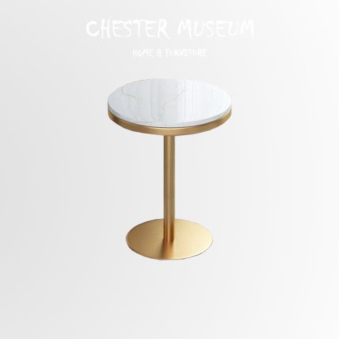 大理石金邊咖啡桌 大理石金色咖啡桌 北歐風金色邊桌 北歐風 金色 邊桌 茶几 小圓桌 北歐風 賈斯特博物館