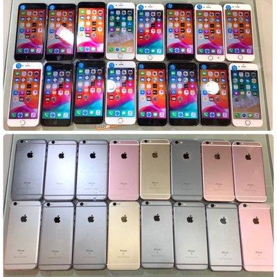 實體店 二手中古小花 iphone6s 6S 16g 16gb 工作機 ^西門町百分百門市^ se2 i6 16g i7 i8 plus 32g xr128g