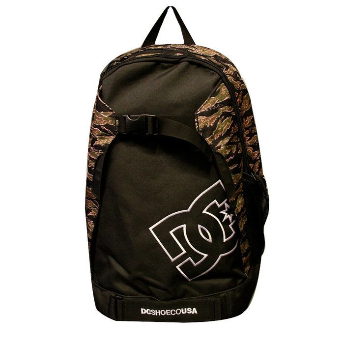 [CABAS滑板店] DC WOLFBRED BACKPACK  黑 │滑板 品牌
