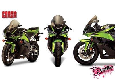 ♚賽車手的試衣間♚ Zero Gravity® Honda CBR600RR / ABS 07-12 CORSA款 風鏡