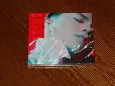 張敬軒 2016 EP Vibes  羅賓 CD 正版 現貨