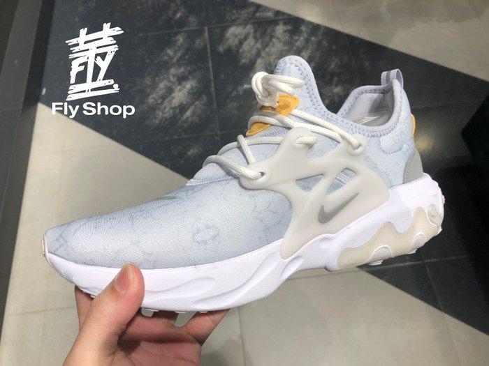 [飛董] NIKE REACT PRESTO PRM 慢跑鞋 休閒鞋 男鞋 CN7664-001 灰白