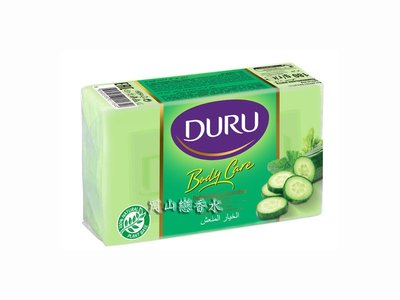 岡山戀香水~土耳其 Duru 黃瓜溫和呵護皂180g~優惠價:45元