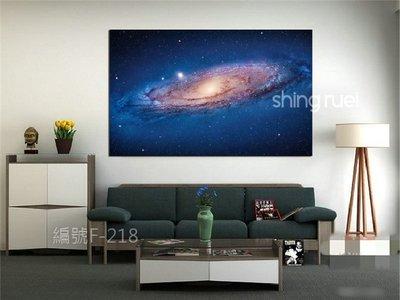 客製化壁貼 店面保障 編號F-218 宇宙星雲 壁紙 牆貼 牆紙 壁畫 星瑞 shing ruei
