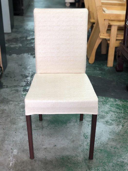 非凡二手家具 全新 約翰餐椅(米白色) *洽談椅*麻將椅*辦公椅*接待椅*化妝椅*房間椅*沙發椅*咖啡椅303-8