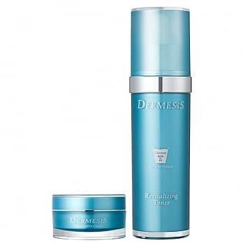 再送5小包_Dermesis 迪敏施 涵鈣水精華 20ml涵鈣再生修護霜 Regenerative Cream_10g