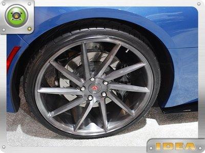 泰山美研社 D5461 Chevrolet Corvette 車款 避震器 國外進口
