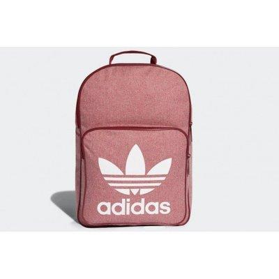 ADIDAS Originals CLASSIC BACKPACK 後背包 粉色 筆電包 運動 D98924 YTS