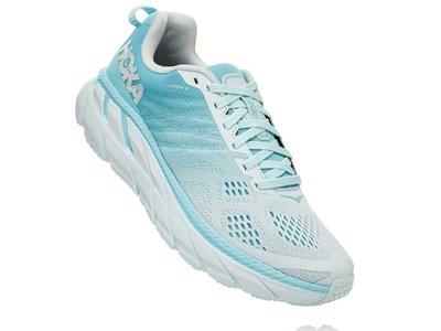 =CodE= HOKA ONE ONE CLIFTON 6 WIDE 慢跑鞋(漸層藍白)1102877ASWB 路跑 女