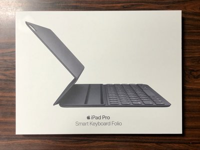 Apple iPad Pro Smart Keyboard Folio 聰穎鍵盤 for iPad Pro 11