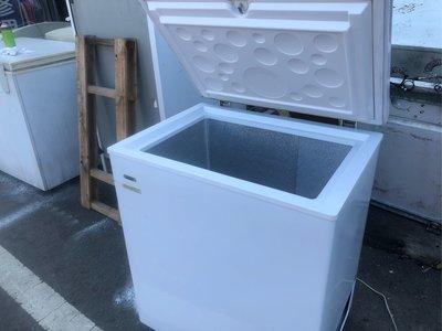 高雄屏東萬丹電器醫生 中古二手上掀式冷凍櫃  自取價 4999