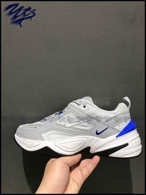 NIKE M2K TEKNO 灰色 灰藍 復古 男生 老爹鞋 男鞋 休閒鞋 運動 AV4789 005 YTS