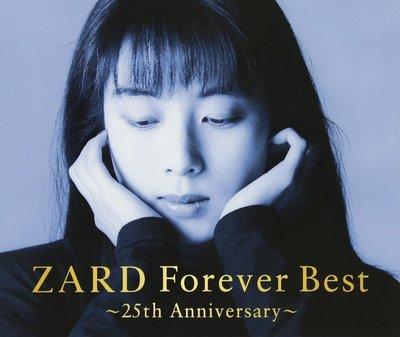 初夏數量限定 ZARD 25周年精選 坂井泉水Forever Best 25th Anniversary高音質BSCD2