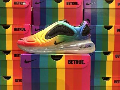 【路克球鞋小天地】Nike Air Max 720 'Be True' CJ5472-900 彩虹 限定 限量 男女鞋