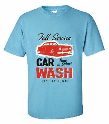 Car wash best in town 短T /ROCK/PUNK/ANVIL/HANES /T-SHIRT.COM/DJTEES/Proclub