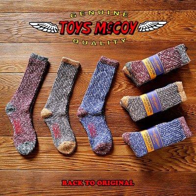 BTO 日本【TOYS McCOY】3-PACK 雪花厚棉長襪 3入一組 TMA2013