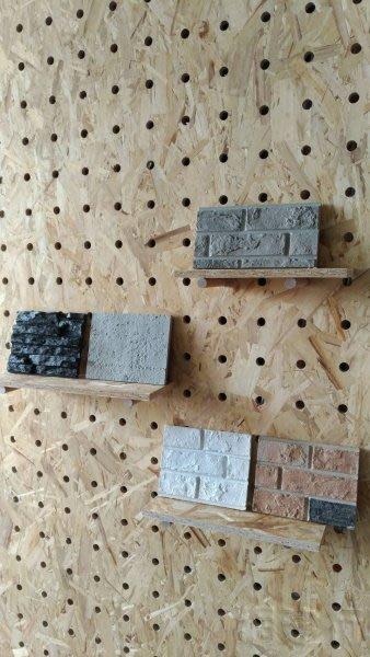 網建行®【洞洞板 圓心相距10公分】 OSB環保板 4X8尺*18mm 每片2800元 收納牆 展示架 店面裝潢 木材