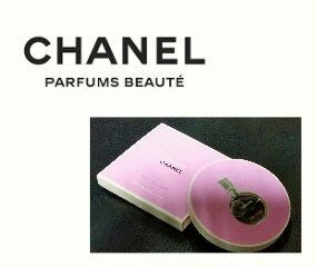 CHANEL 香奈兒 CHANCE 粉紅甜蜜版 女性淡香水 1.5ml 迷你限量精巧版 圓形版