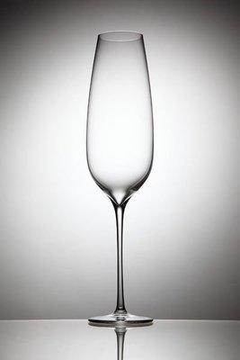 《Rona樂娜》Sensual 手工杯系列-香檳杯-220ml(2入)-RNLR62417-220