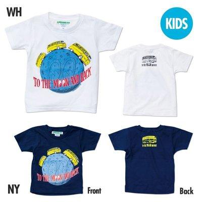 (I LOVE樂多)MOONEYES Bus T-shirt (兒童款)XS~M