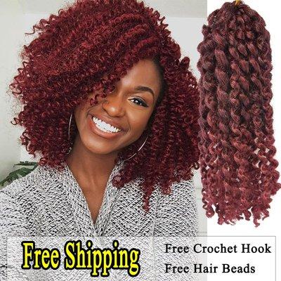 SUNNY雜貨-freetress kinky curly crochet braids hair Marley bob braid#假髮#臟辮