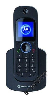 (包順豐站自提) 全新 MOTOROLA D1101 家用電話 無線 鬧鐘 螢幕 電話簿 多款鈴聲 (一年原廠保養)