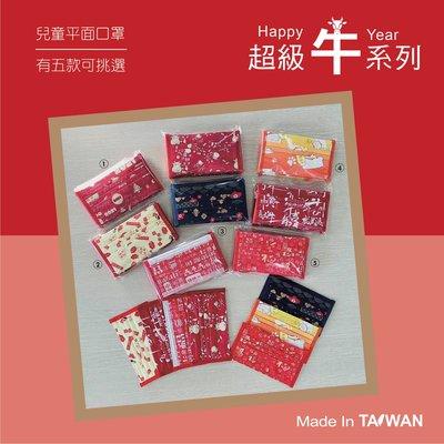 台灣製造 兒童三層平面口罩 有MIT鋼印 一次性口罩 防水 防飛沫 防塵 非醫療 熔噴布口罩 MIT 10片袋裝 現貨