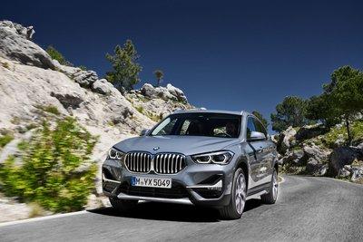 【樂駒】BMW F48 X1 LCI 原廠 X-Line 鍍鉻 水箱罩 改裝 外觀 套件 鼻頭