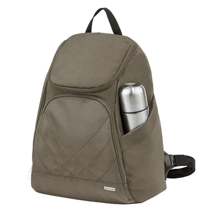 歐都納 TRAVELONTL CLASSIC 經典防盜後背包 TL-42310 橄欖綠
