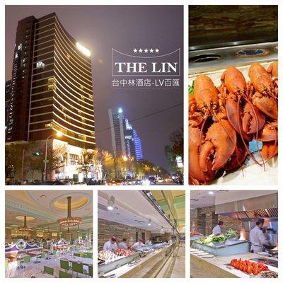 《舒活SOHO》台中THE LIN 林酒店 LV百匯 平日午餐/晚餐券,台中可面交