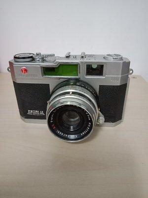 2299低價起標!!日本petri Color corrected super 古董機械相機