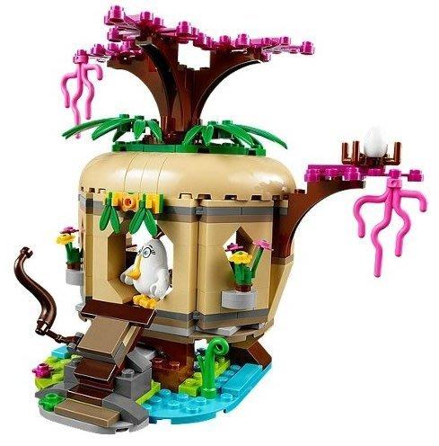 【LEGO 樂高】全新正品 益智玩具 積木/ Angry Birds 憤怒鳥玩電影 75823 單一載具: 鳥巢