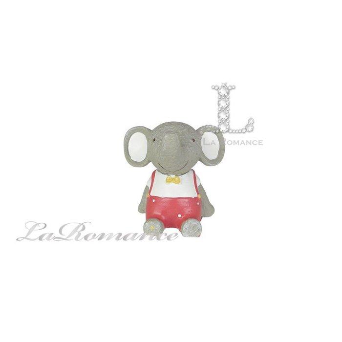 【COCORO 動物好朋友特惠系列】 大象迷你擺飾 / 動物 / 鄉村風 / 小孩、兒童房 / 童趣