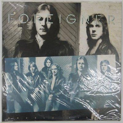 合友唱片 Foreigner - DOUBLE VISION 外國人合唱團 雙重視覺 (1978) 黑膠唱片 LP面交自