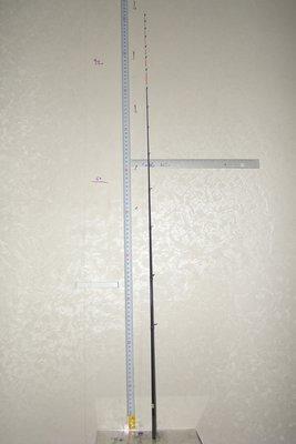 采潔二手鈦合金 竿尾素材 DAIWA GAMAKATSU SHIMANO OLYMPIC OKuma 編號:實心黑格竿用
