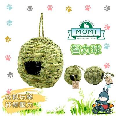 🚀迷你星球 §MOMI 編織益智球 智力球 草編玩具