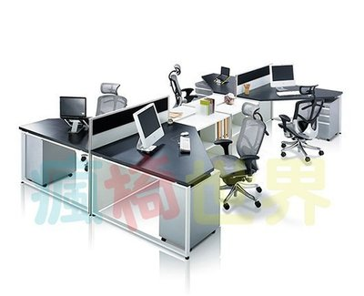 《瘋椅世界》OA辦公家具全系列 訂製造型機能工作站  (主管桌/工作桌/辦公桌/辦公室規劃)20
