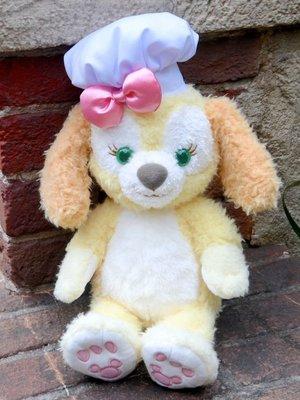 Ariel Wish預購日本東京迪士尼2020達菲熊Duffy廚師曲奇安曲奇狗狗Cookie Ann安撫娃娃S號玩偶娃娃