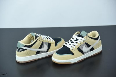 """NIKE DUNK LOW """"ROOTED IN PEACE""""庭師 園丁 刺子繡 休閒板鞋 DJ4671-294"""